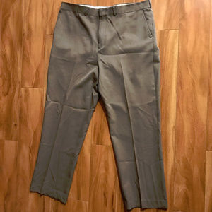 David Taylor Light Brown Flex Waist